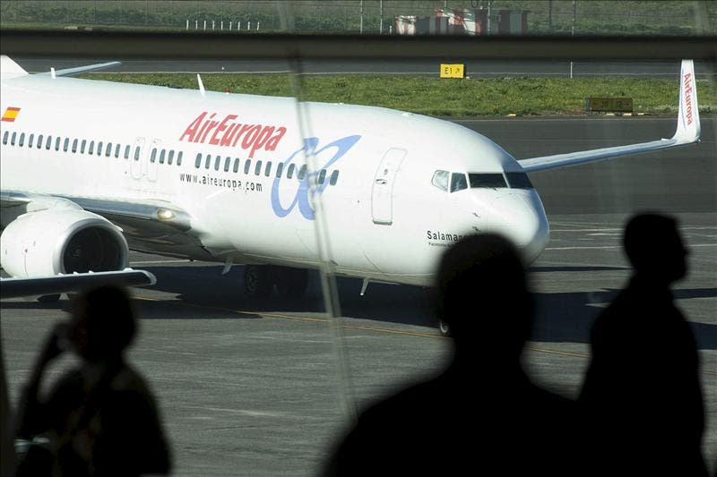 Air Europa pone un vuelo especial a sus pasajeros aún varados en Nueva York