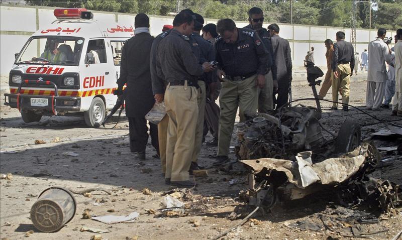 Cinco muertos en un ataque con bomba en Pakistán durante la fiesta del Aid al Fitr