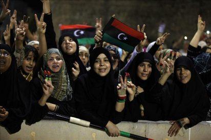 La Comunidad internacional ofrece un frente común en torno al CNT libio