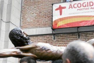 El Cristo de la Buena Muerte en la catedral castrense
