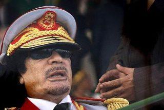 Los rebeldes libios toman el fortificado palacio presidencial de Gadafi