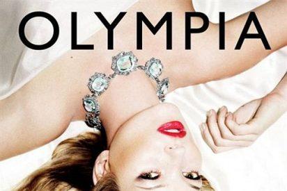 La maciza Kate Moss posa desnuda para el calendario Pirelli de 2012