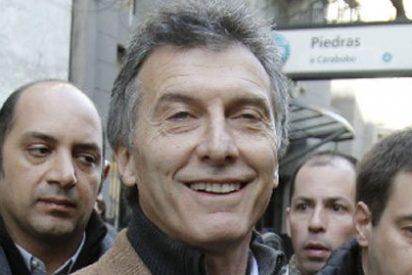 El opositor Macri repite por amplia mayoría como alcalde de Buenos Aires