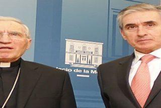 """Jáuregui no cree """"oportuno"""" que Benedicto XVI critique a España durante su visita a Madrid"""