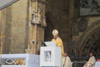 """Jesús Sanz: """"la Iglesia está viva y es joven"""""""