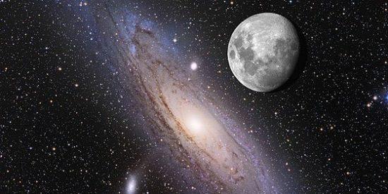 La NASA halla una misteriosa nave espacial en la Luna
