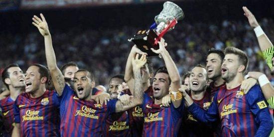 El Barça supera al Real Madrid con un gran Messi y se hace con la Supercopa