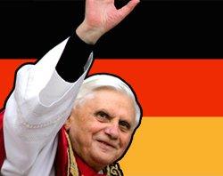 Sólo un tercio de los alemanes aprueba la visita del Papa