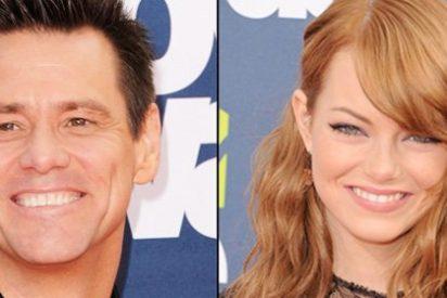 El polémico video de Jim Carrey a Emma Stone, ¿bromea o habla de corazón?