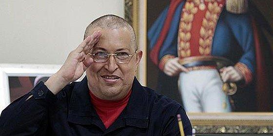Hugo Chávez viaja a La Habana para otra sesión contra el cáncer