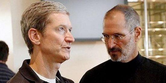 Steve Jobs, enfermo, dimite por sorpresa y las acciones de Apple caen un 5%