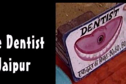 Documental no apto para cardiacos: 'Los dentistas callejeros de Jaipur'