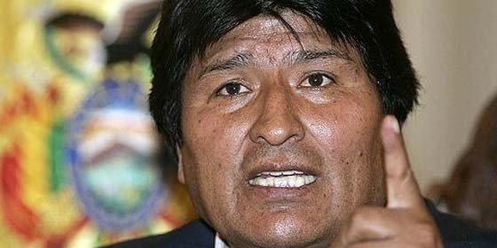 """Evo Morales: """"En poco tiempo EEUU será una colonia de China"""""""