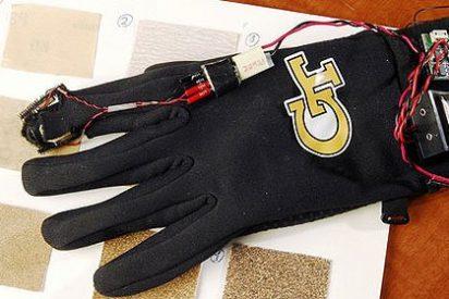 Un guante especial que mejora tu sentido del tacto
