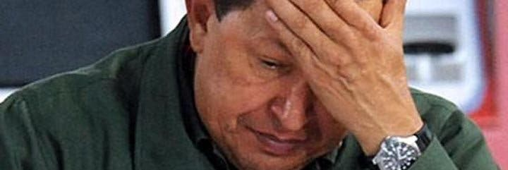Hugo Chávez inicia segunda etapa de quimioterapia
