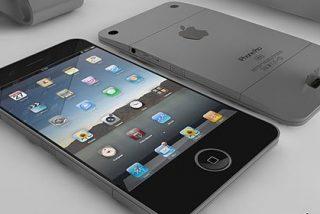 El iPhone 5 saldrá al mercado sin el 'pantallón' gigante