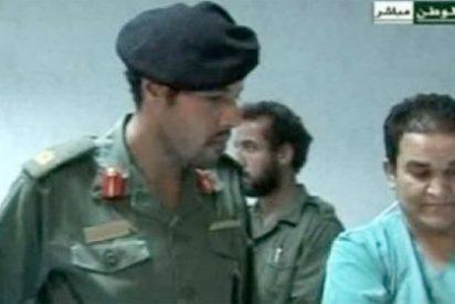 Reaparece el hijo 'muerto' de Gadafi