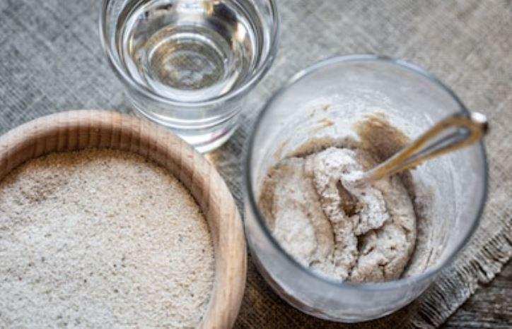 masa madre para pan casero ingredientes