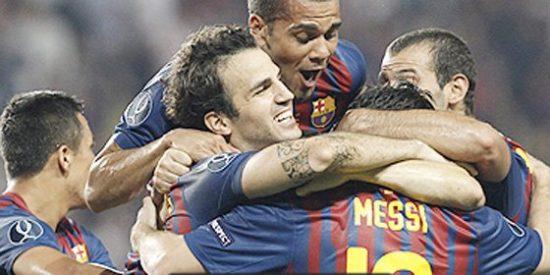 Messi agranda su leyenda: El Barcelona, supercampeón de Europa