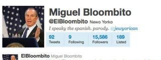 Miguel Bloombito, la hilarante parodia del 'spanglish' del alcalde de Nueva York Michael Bloomberg