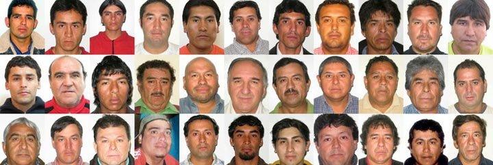 De héroes a villanos: un año después, los 33 mineros chilenos no tienen dónde caerse muertos