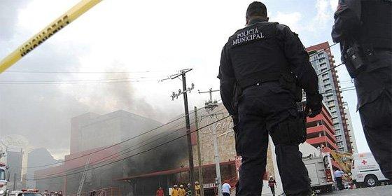 """El gobierno mexicano """"militariza"""" la ciudad de Monterrey"""