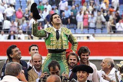 Morante firma en Bilbao la mejor faena de la temporada taurina