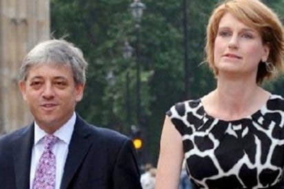 La mujer del presidente del Parlamento británico concursará en 'Gran Hermano' junto a Pamela Anderson