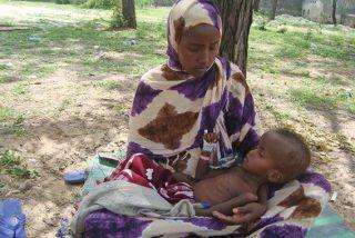 Primer dogma: Que la niña de Somalia coma