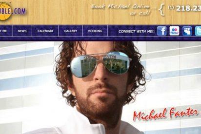 Michael Fanter, un Pau Gasol de alquiler por 300 euros la hora