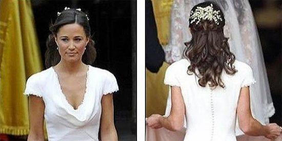¿Sabe cuál fue el secreto de Pippa para deslumbrar en la boda de su hermana?