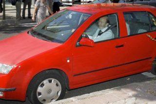 Rubalcaba: El hombre del Skoda rojo