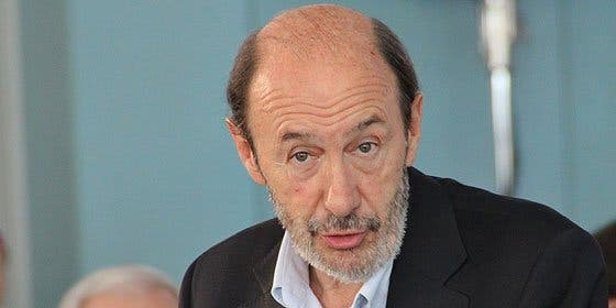 """Rubalcaba: """"Endeudarse no es de izquierdas"""""""