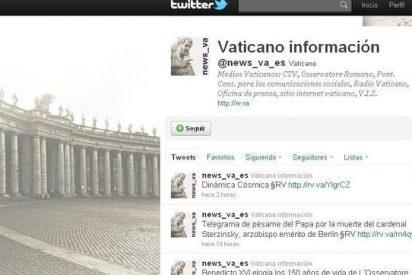 El papa echa sus redes...sociales