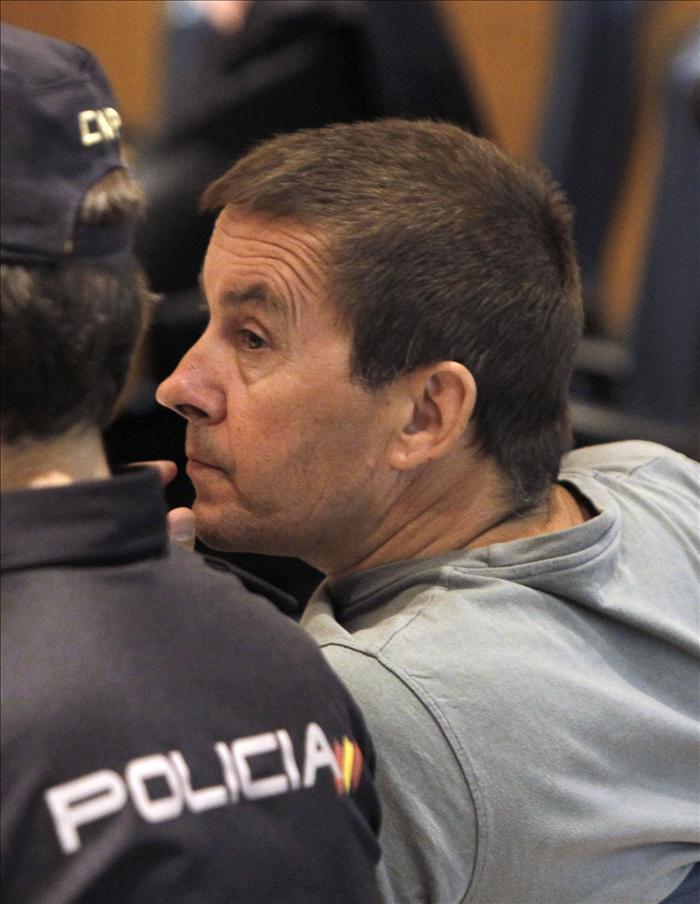 Diez años de cárcel para Otegi y Usabiaga como dirigentes de ETA