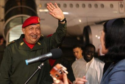 Un 57% por ciento de los venezolanos votaría a Hugo Chavez