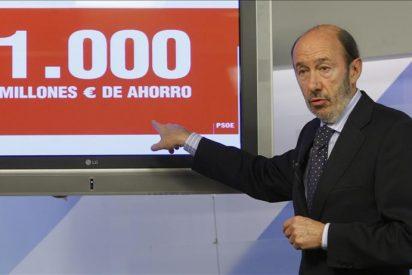 El País habla de una ETA terminal como homenaje a Rubalcaba