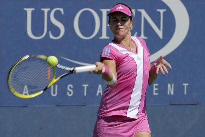 Anabel Medina iguala su mejor registro en el US Open al alcanzar la tercera ronda