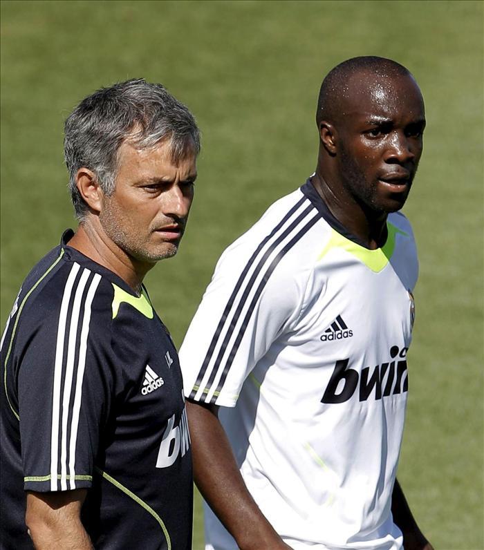 Lass se reincorpora a los entrenamientos del Real Madrid