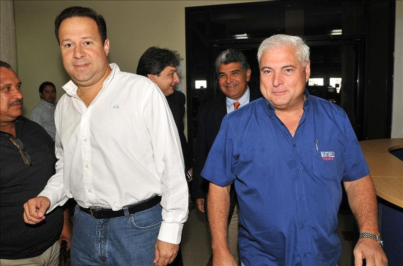 Martinelli descarta que la ruptura de la coalición abra una crisis de gobierno