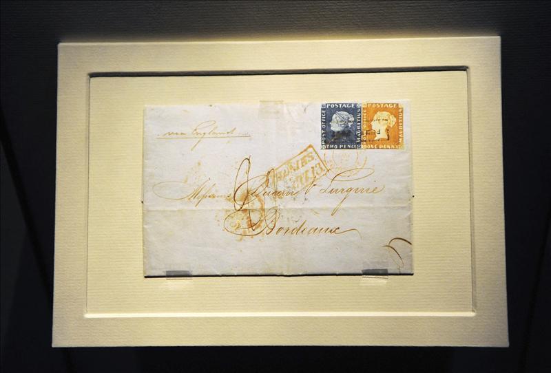 Berlín muestra la mayor exposición de sellos de Mauricio de la historia