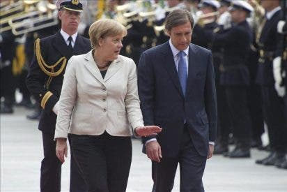 Merkel asegura el apoyo alemán a la reconstrucción de Libia