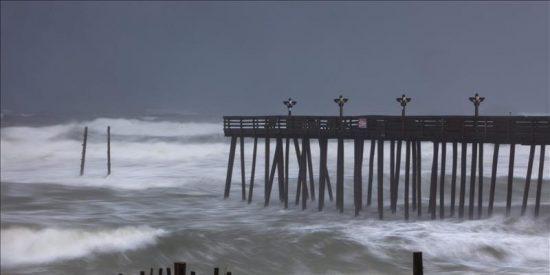 Nueva Orleans está en alerta por la decimotercera depresión tropical