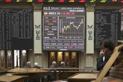 El IBEX cede el 1,25 por ciento afectado por la caída de Wall Street