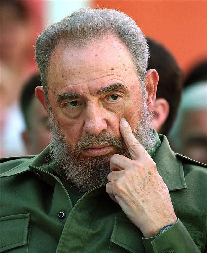 """Fidel Castro está """"vivito y coleando"""", según su sobrina Mariela"""