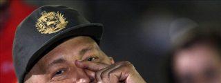 """Chávez dice que la oposición quiere aplicar el """"modelo Libia"""" y pide a Alá por Gadafi"""