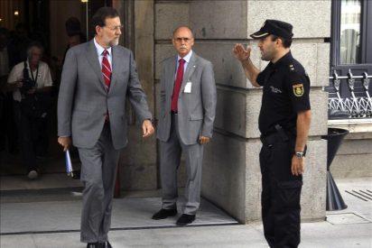 Rajoy inicia hoy el curso político con la confianza de mudarse en 3 meses a Moncloa