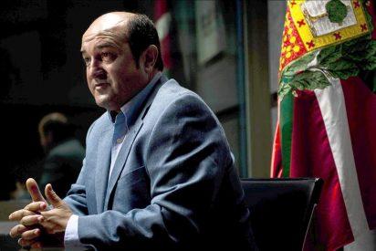 Ortuzar (PNV) dice que la izquierda abertzale debe dar pasos se mueva o no el Estado