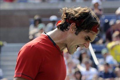Federer ya está en octavos y Nueva York bate el récord de jugadores retirados