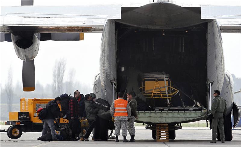 Todos los ocupantes del avión accidentado en Chile murieron en el acto